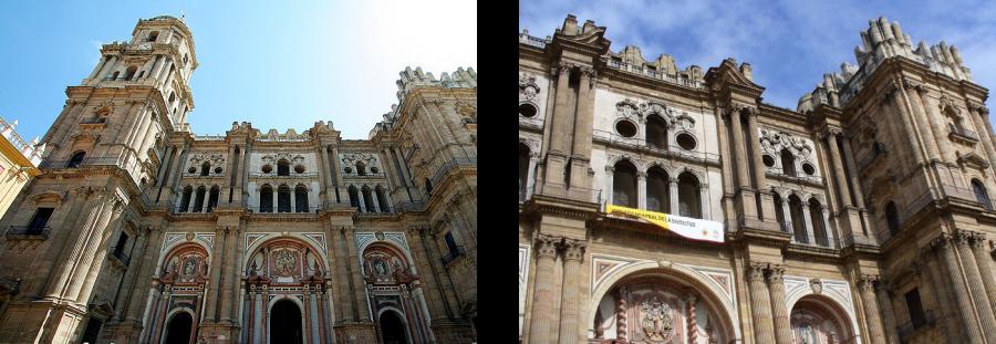 Katedra Wcielenia, zwana Jednoręką Damą w Maladze